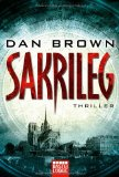 Dan Brown: Sakrileg. Geb. Ausgabe