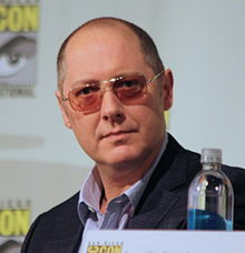 The Blacklist - James Spader CCBYSA Thibault
